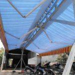 Thi công mái vòm tại Hà Nội