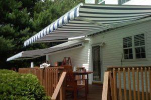 Mái bạt xếp di động – mái che nắng bền đẹp – Giá rẻ
